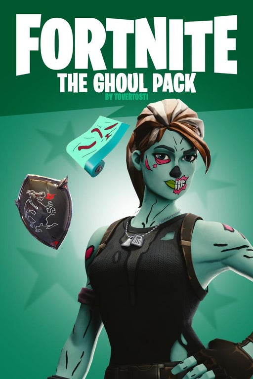Ghoul Trooper Fortnite Posted By Ethan Anderson