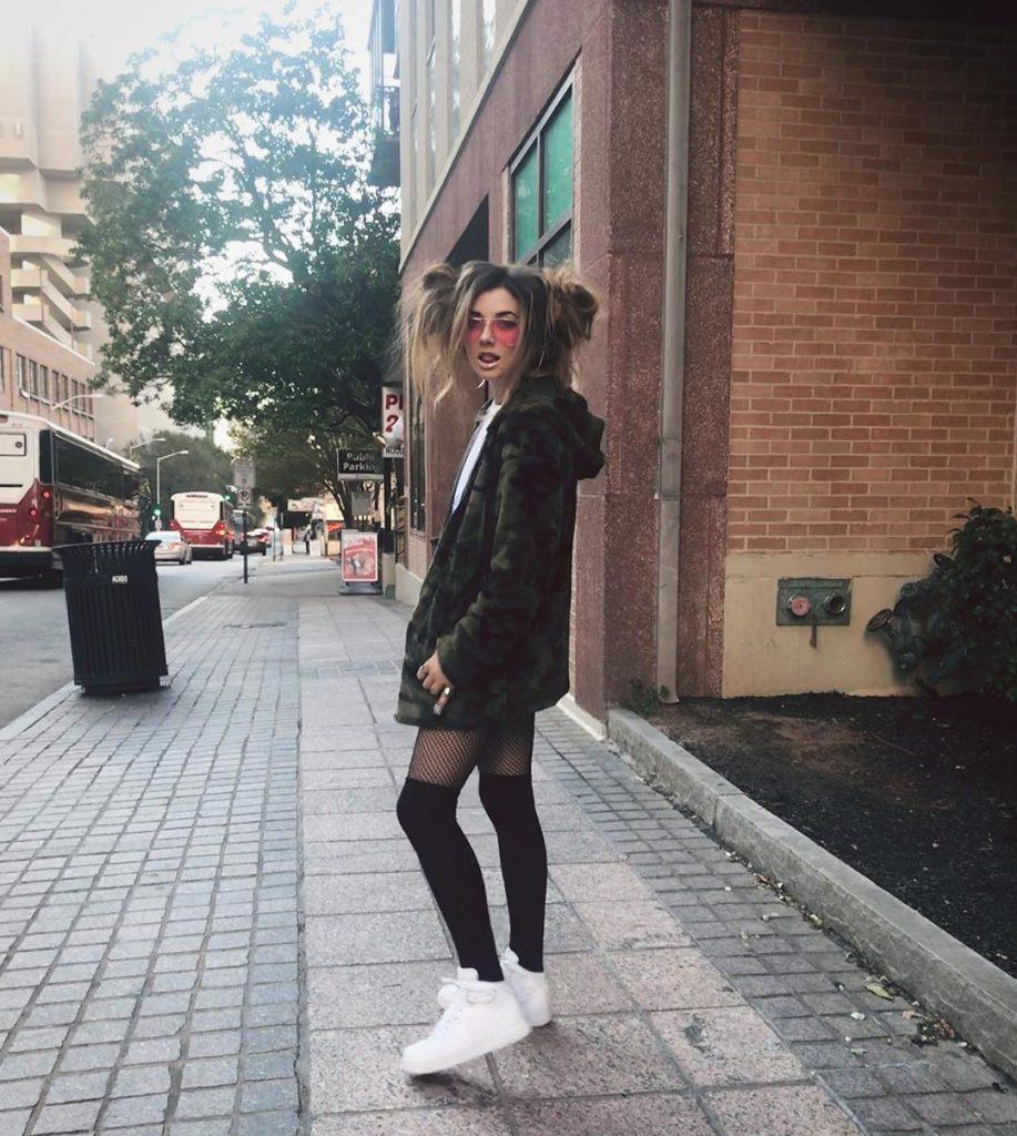 Giorgia whigham feet