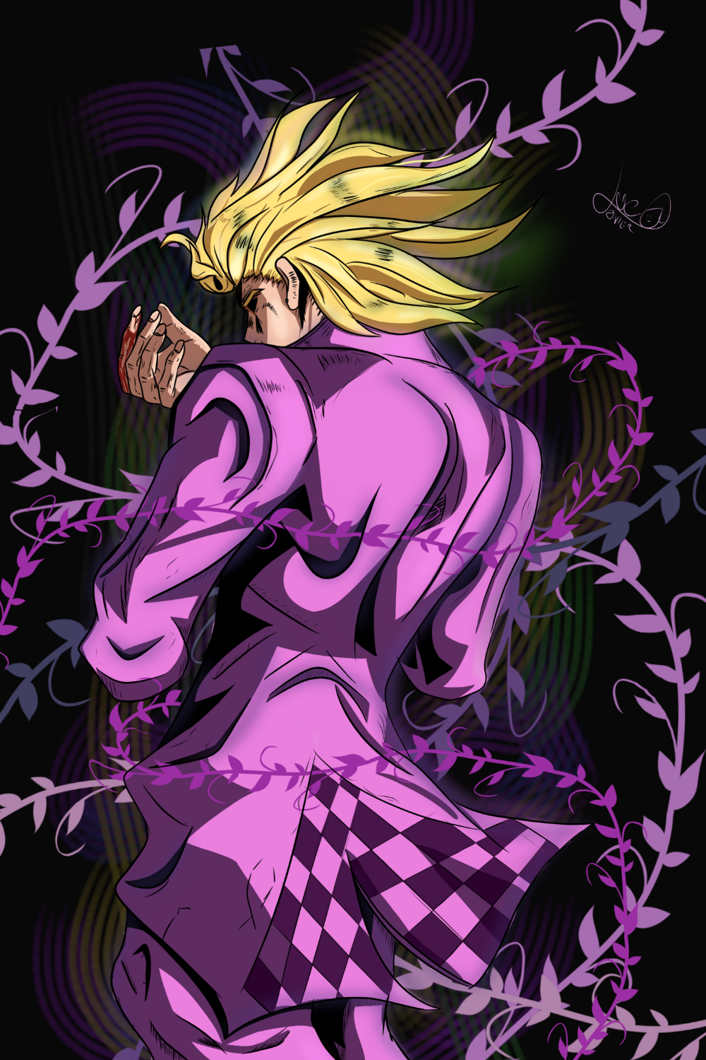 Giorno Giovanna Wallpapers Posted By Ethan Sellers