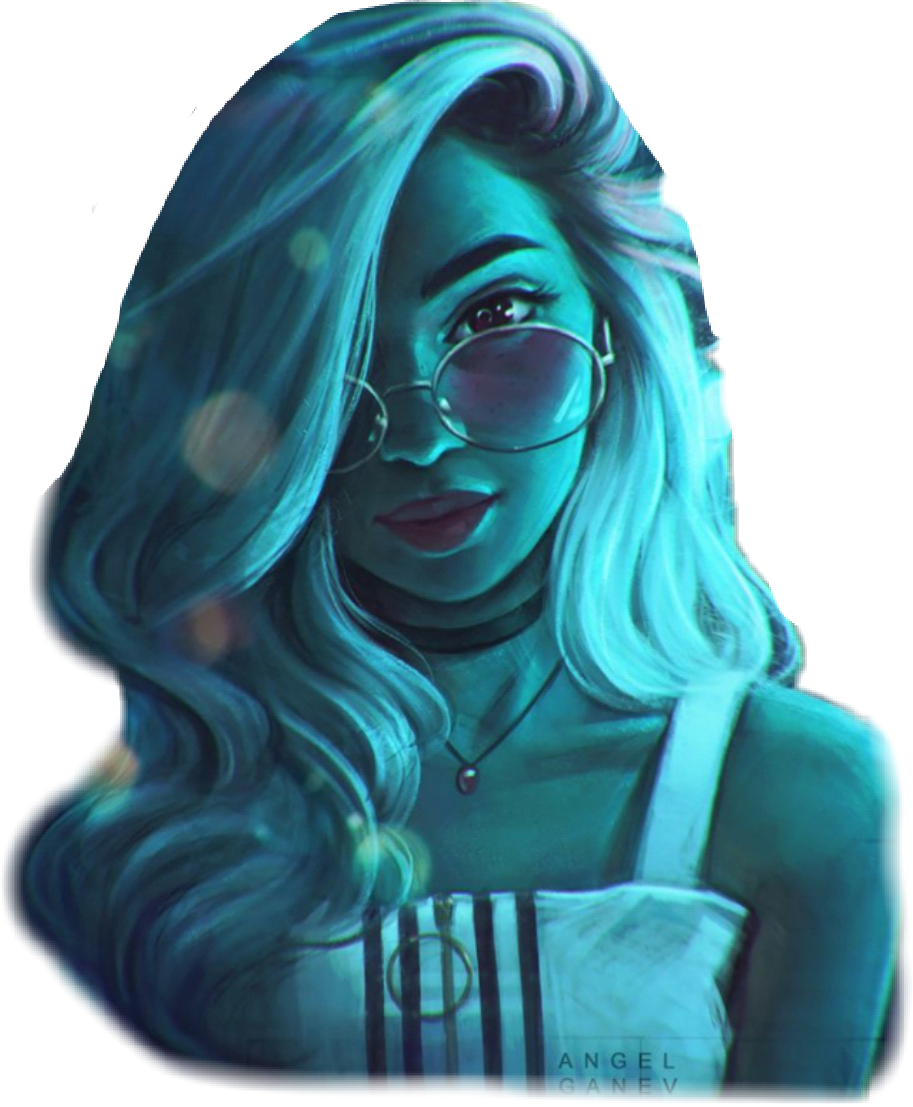 Girl Aesthetic Drawing Posted By Michelle Simpson