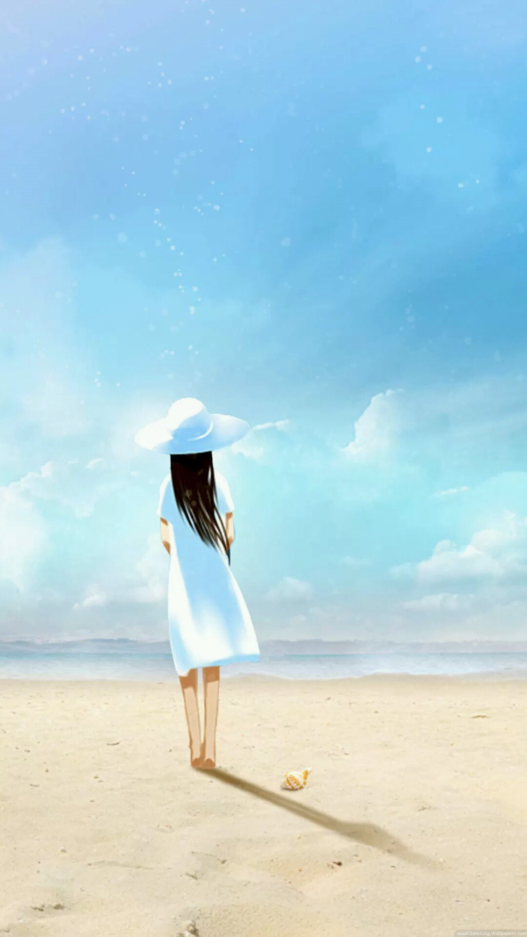 Girl Cartoon Wallpapers Posted By Michelle Simpson