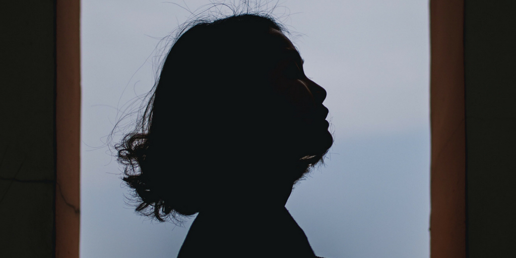 Girl Silhouette Aesthetic Posted By Ryan Cunningham