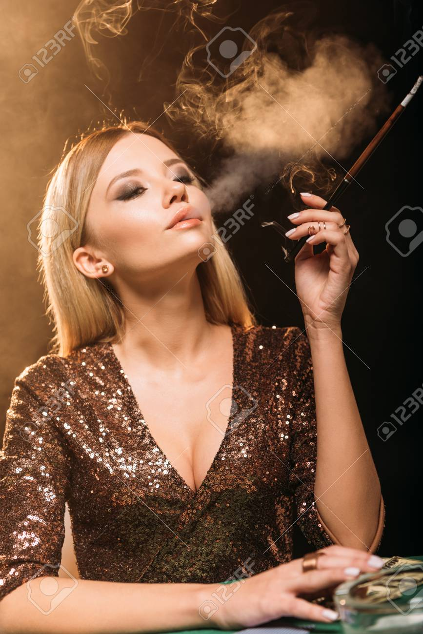 Girls why smoke do What happens