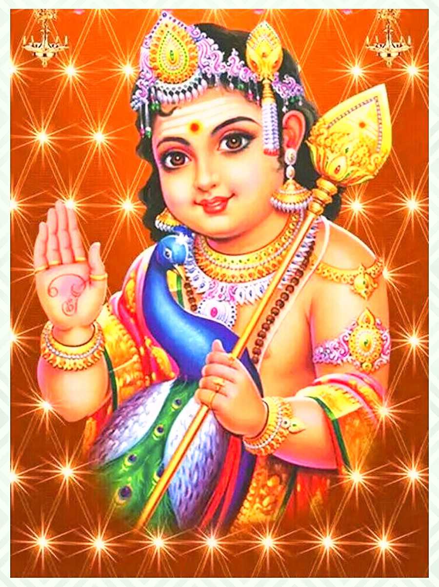 God Muruga Image Posted By Christopher Johnson