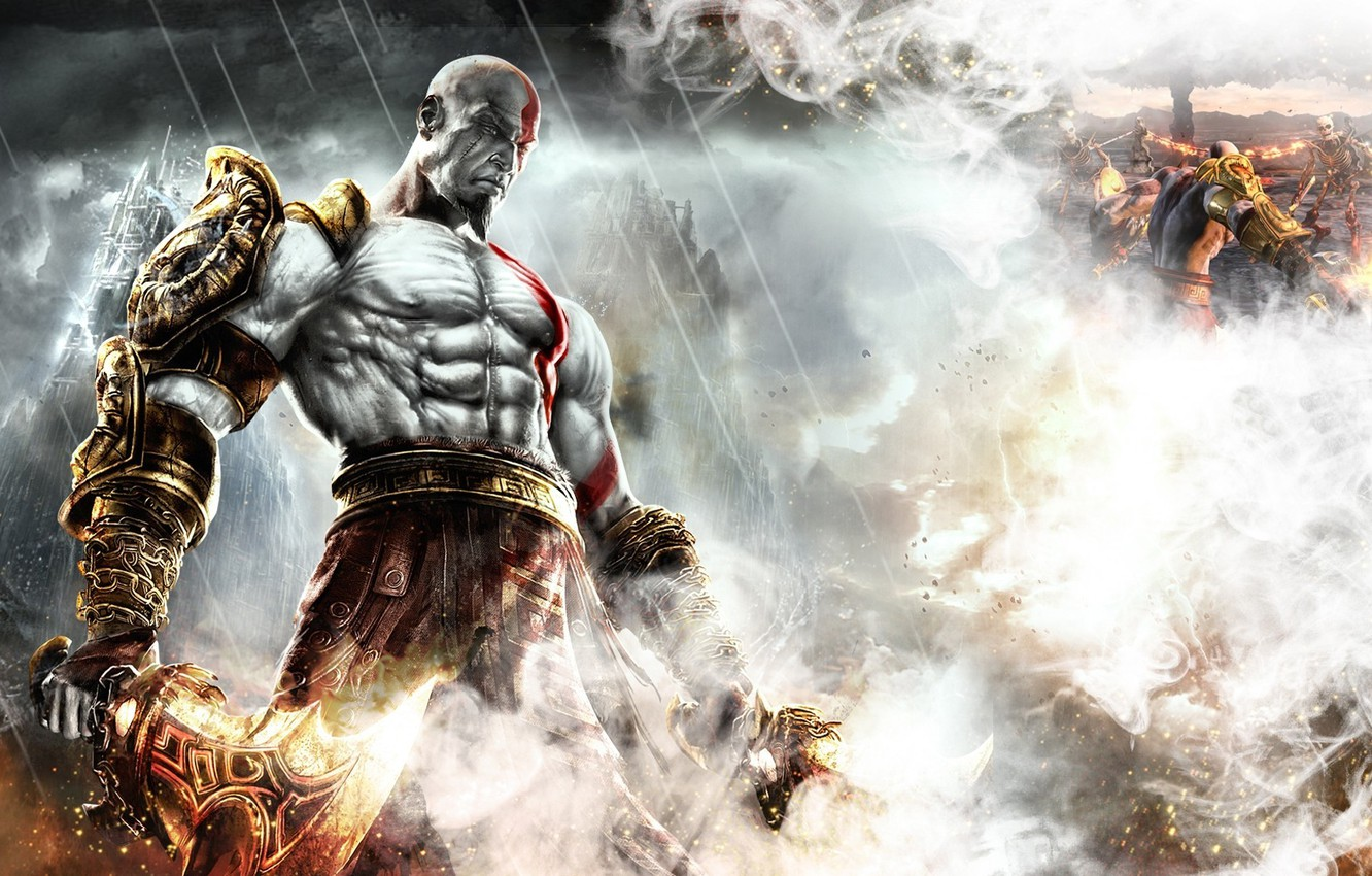 God Of War 3 Wallpaper Posted By John Simpson