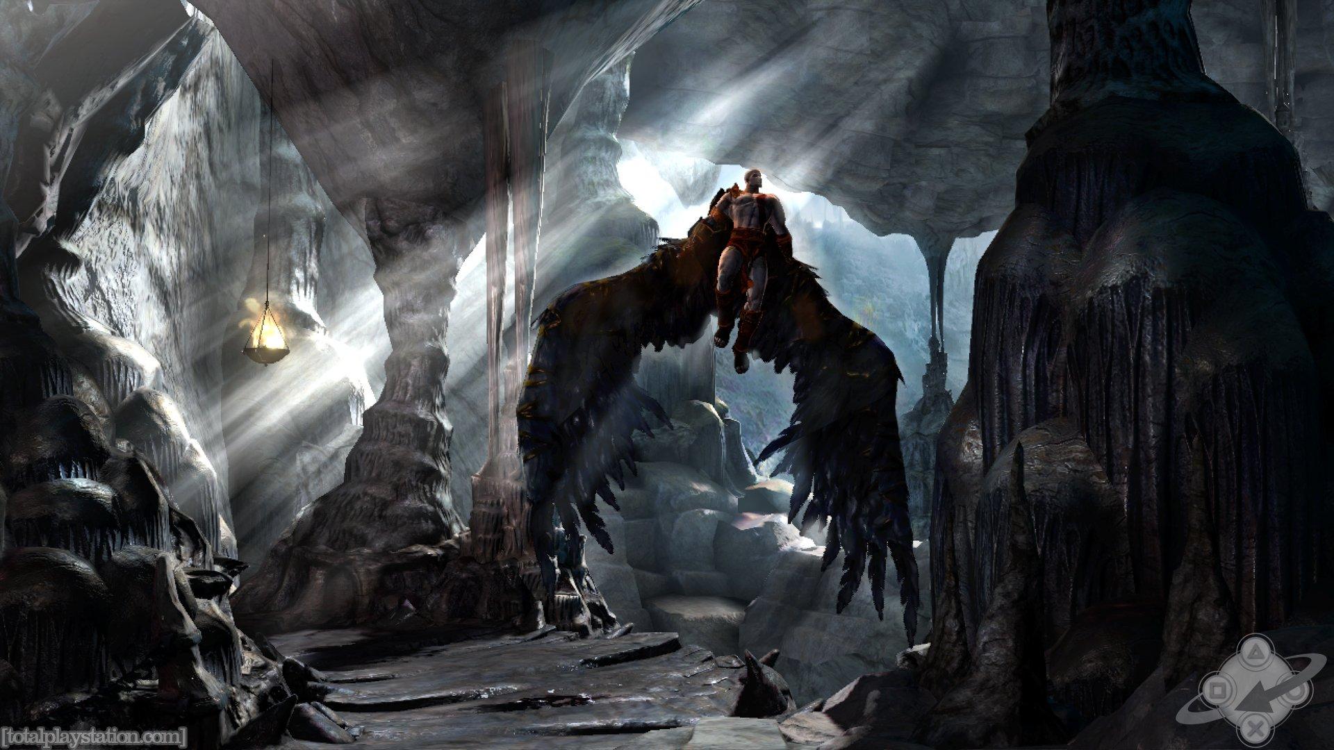 God Of War 5 Wallpaper Hd