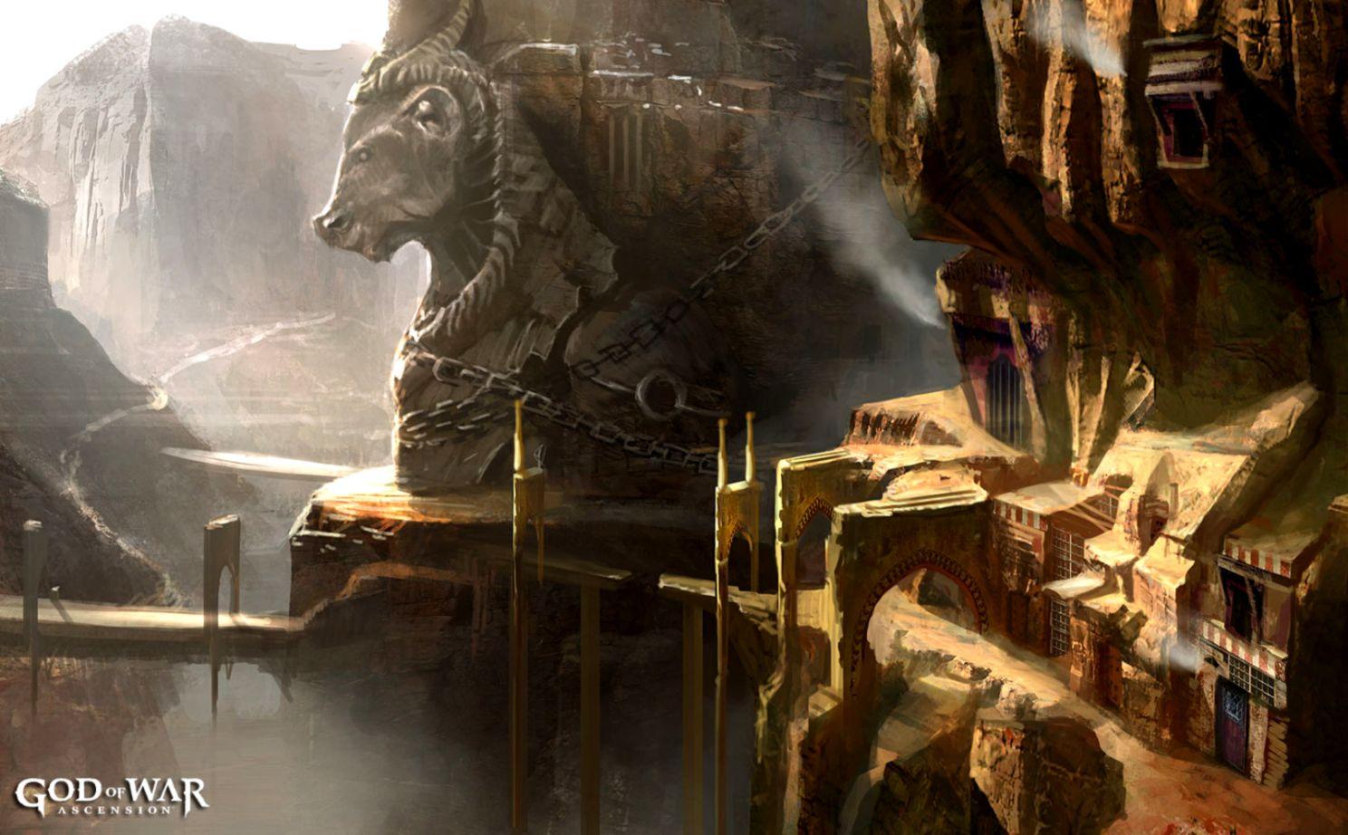 God Of War Ascension Wallpaper Posted By John Peltier