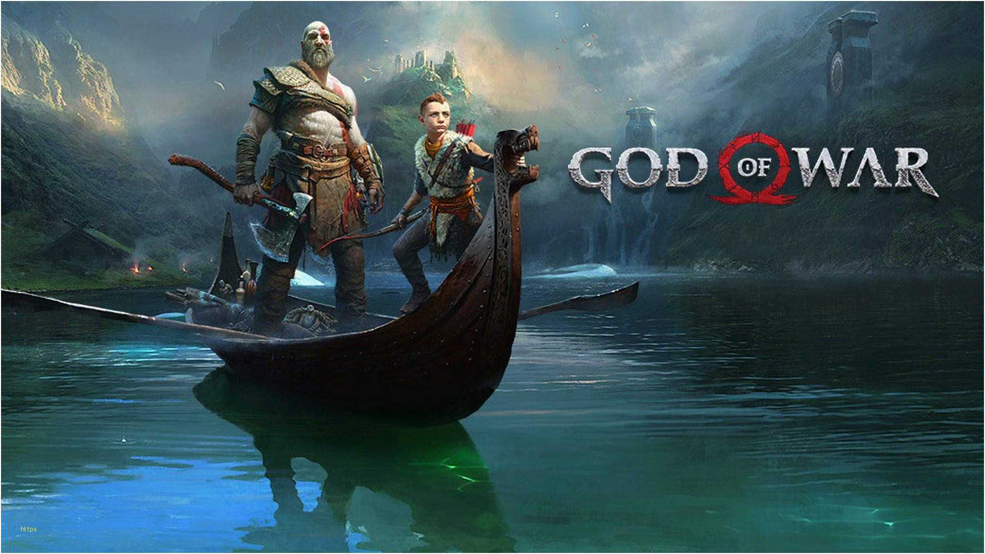 God Of War Hd Wallpaper Posted By Ethan Mercado