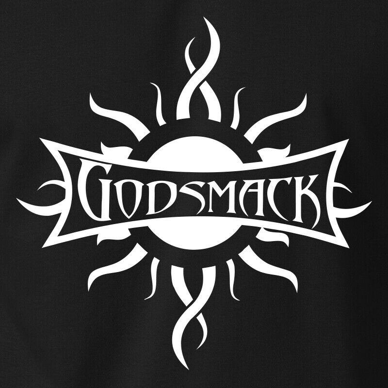 GODSMACK new vinyl Sticker//Decal rock metal music band car bumper