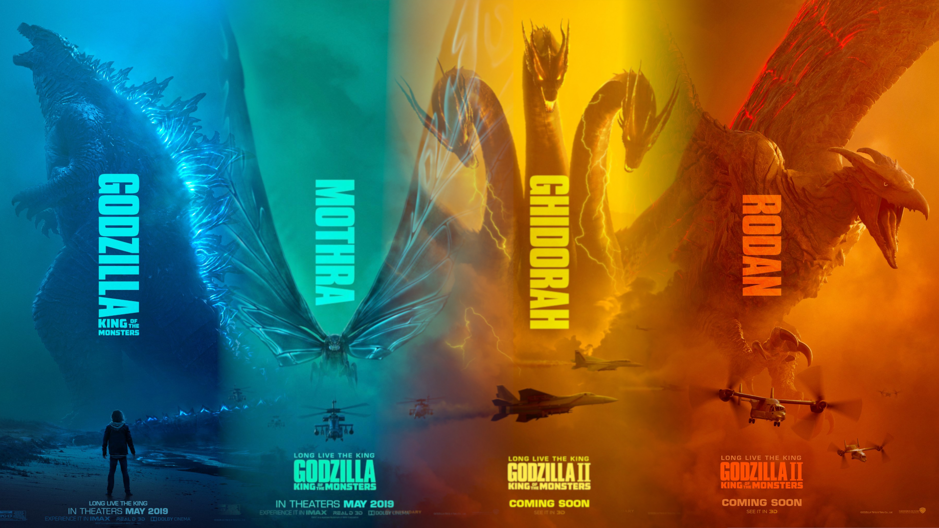Godzilla 2 Wallpaper Posted By Ryan Anderson