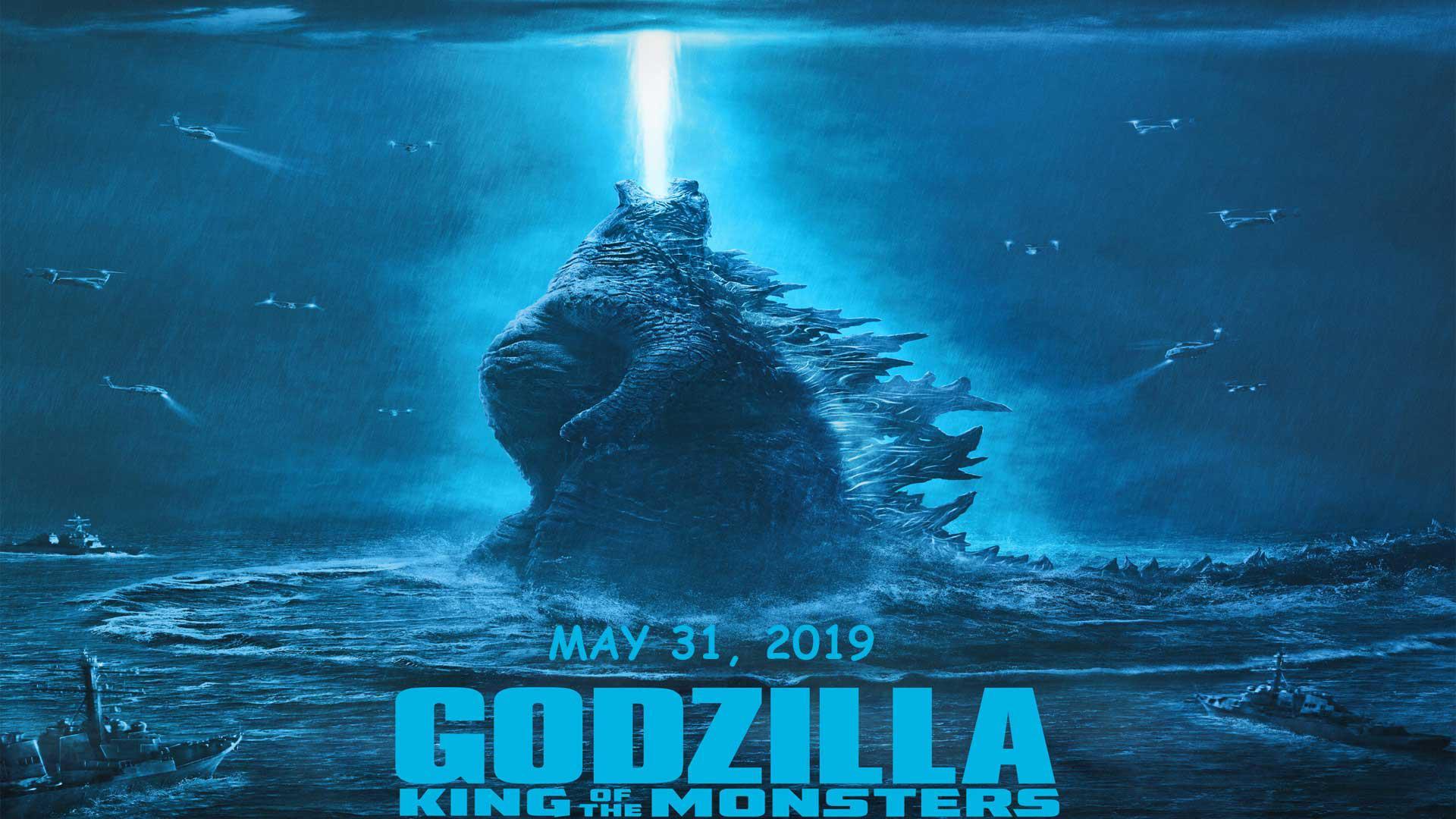 Godzilla 4k Wallpaper Posted By Michelle Peltier
