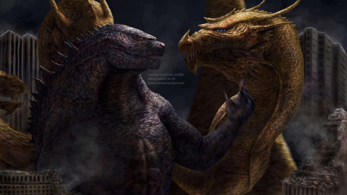Godzilla Vs King Ghidorah Full Movie Posted By Zoey Anderson