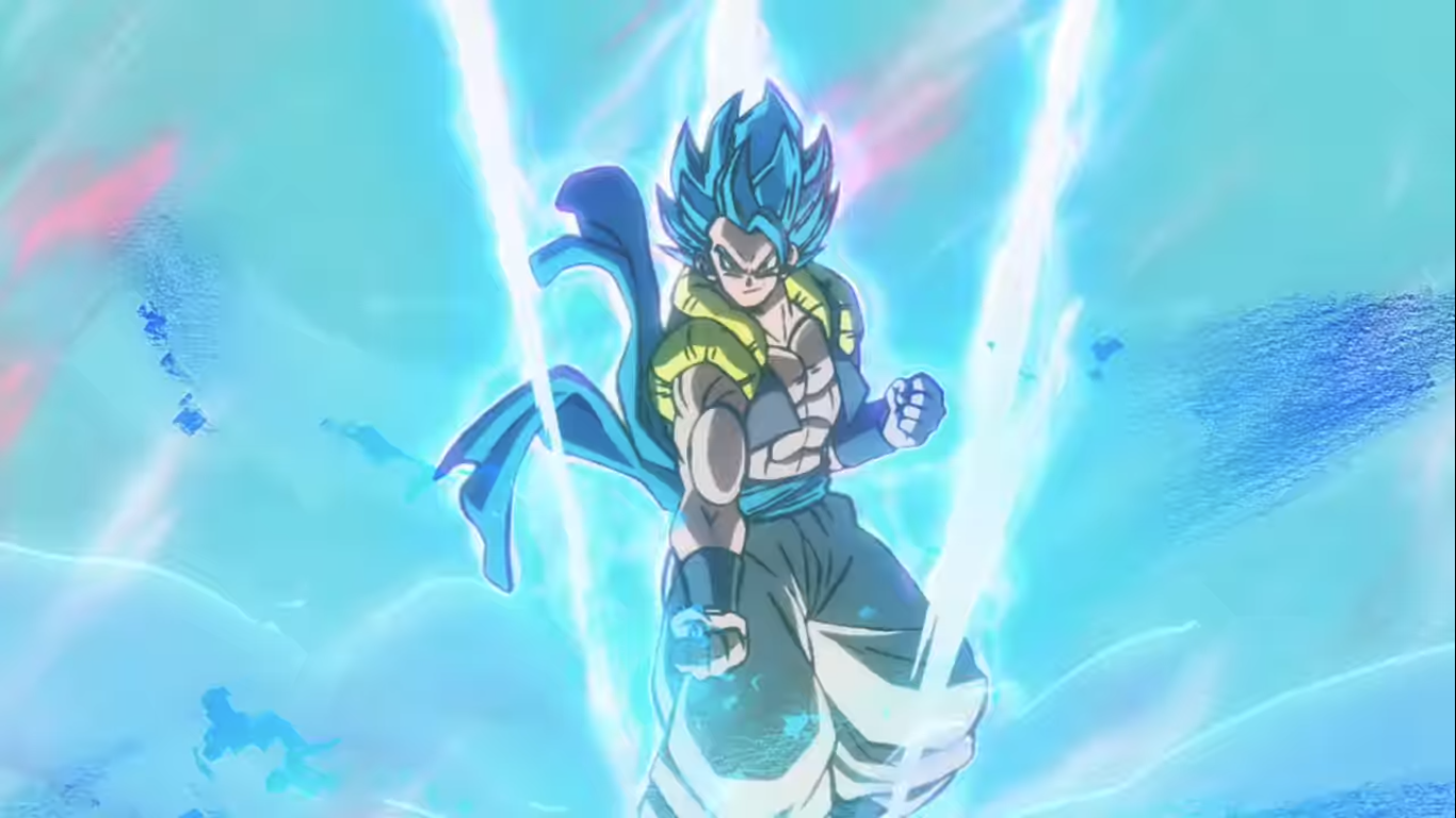 Gogeta Vs Broly Wallpapers Posted By Zoey Simpson