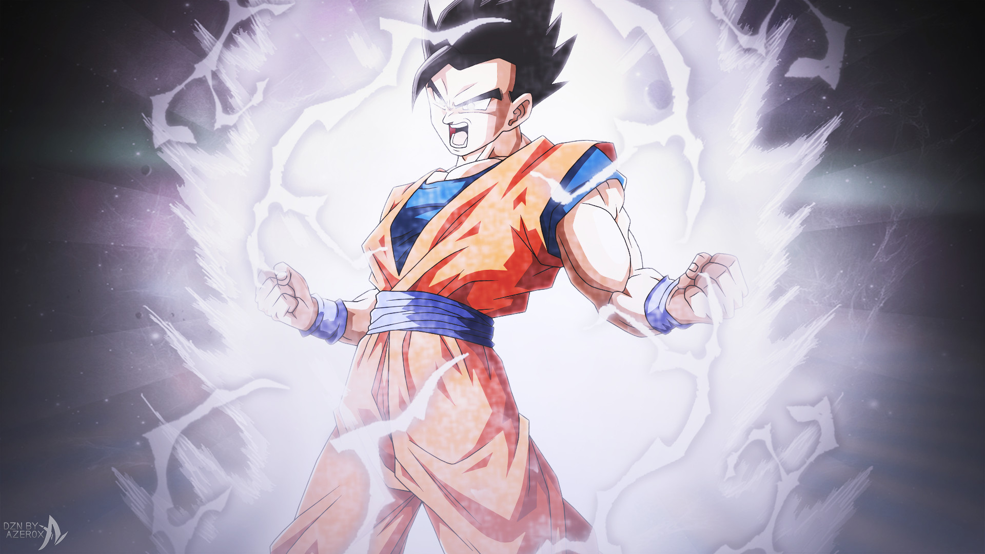 Gohan Hd Wallpaper Posted By Zoey Johnson