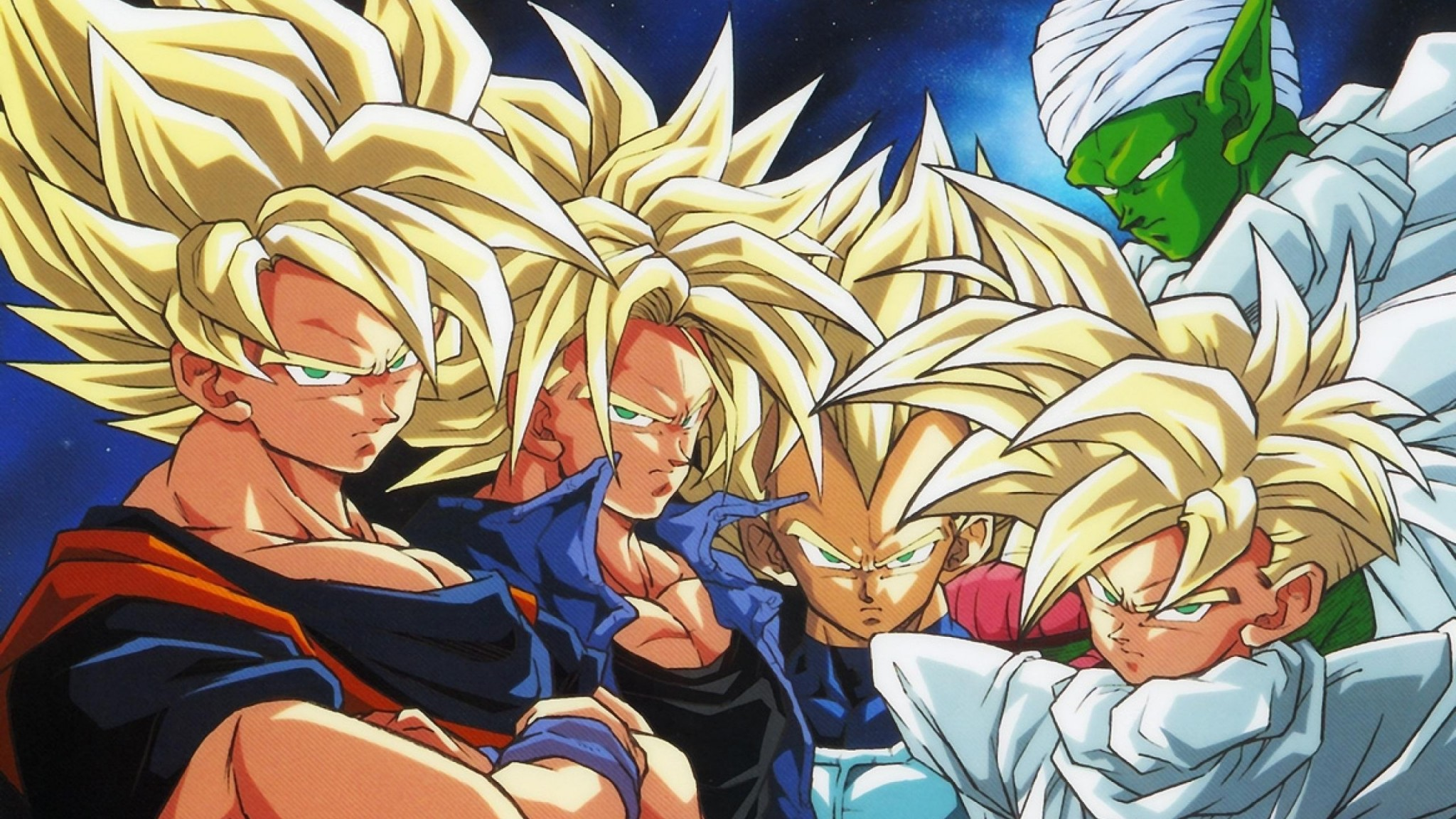 Gohan Hd Wallpaper Posted By Michelle Walker