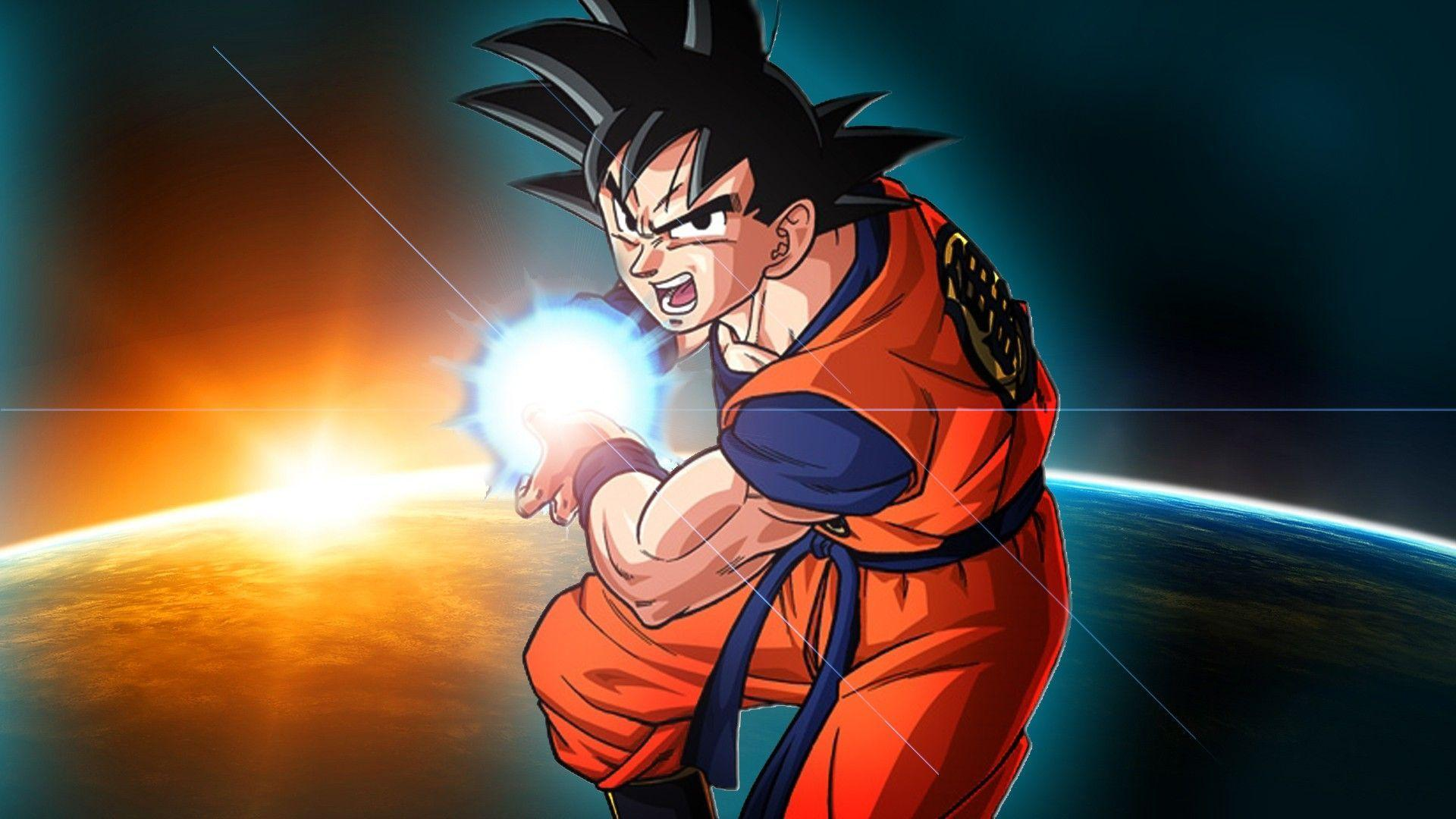 Goku 1920x1080 Posted By Zoey Sellers