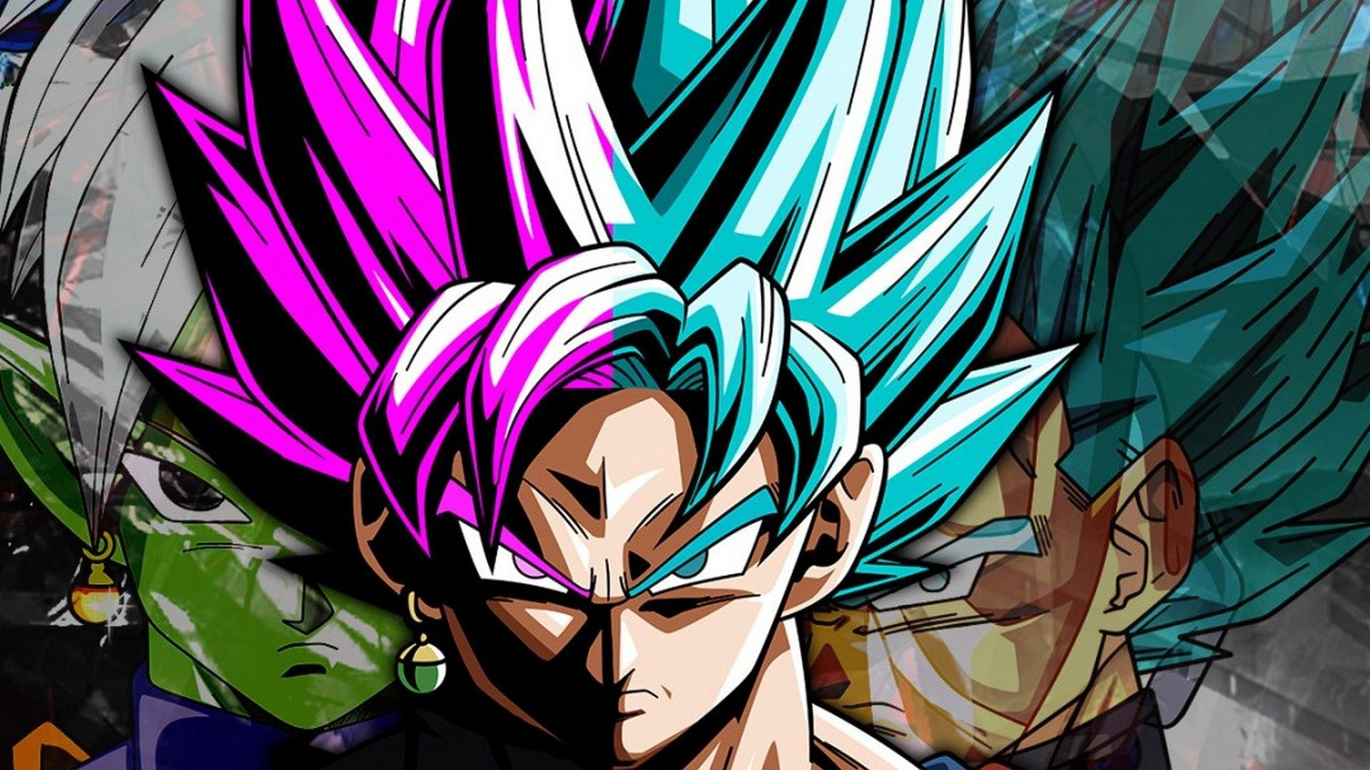 Goku Black Wallpaper 4K - Badass Black Goku Wallpapers Top ...