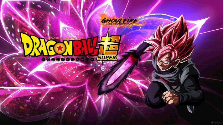 Goku Black Rose Wallpaper Hd Posted By Zoey Mercado