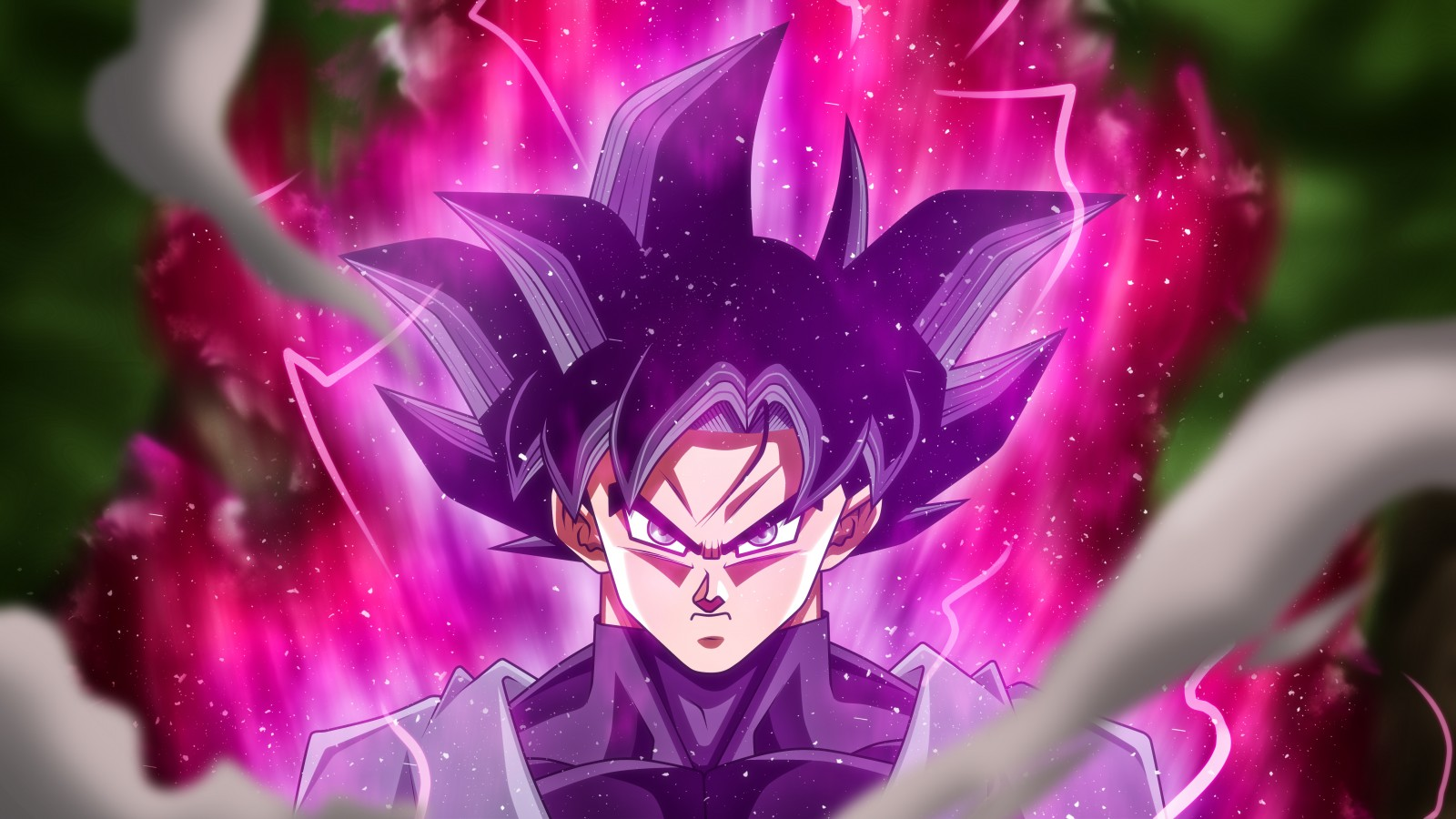 Goku Black Rose Wallpaper Posted By Ethan Peltier