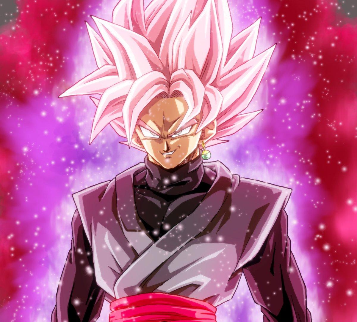 Goku Black Rose Wallpaper Posted By Zoey Mercado