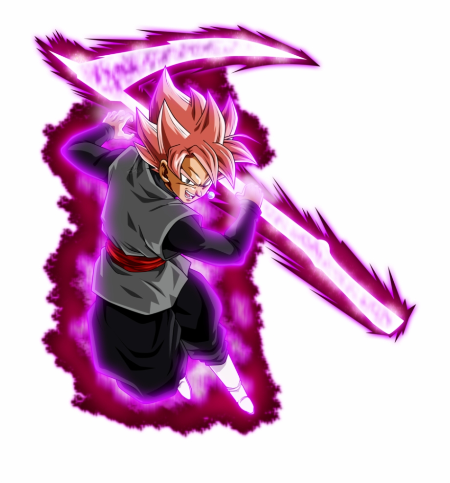 Goku Black Rose Wallpapers Posted By Zoey Simpson