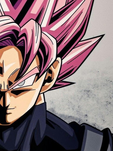 Goku Black Super Saiyan Rose Wallpaper Posted By Ryan Anderson