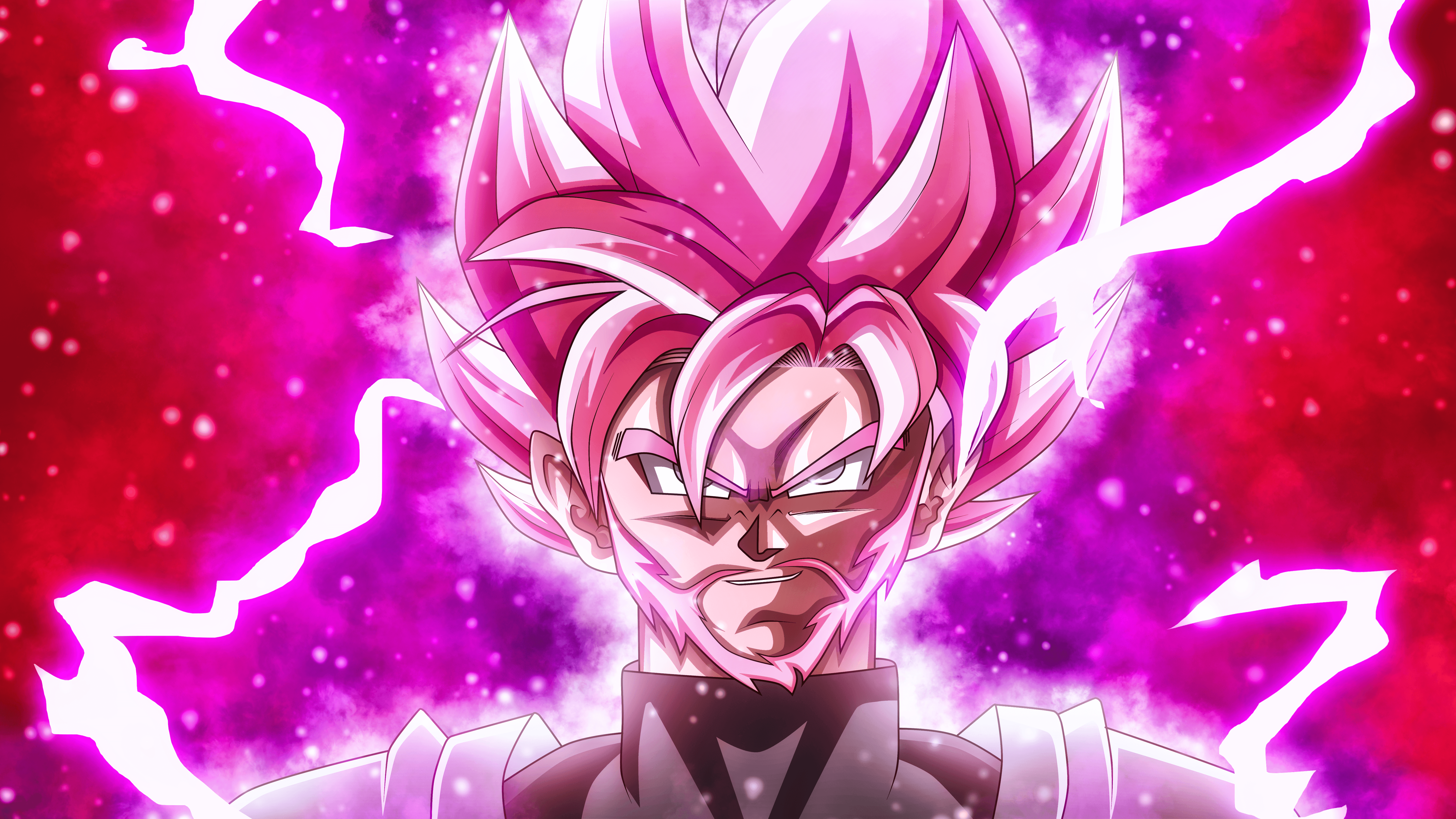 Goku Black Wallpaper Hd Posted By Zoey Anderson