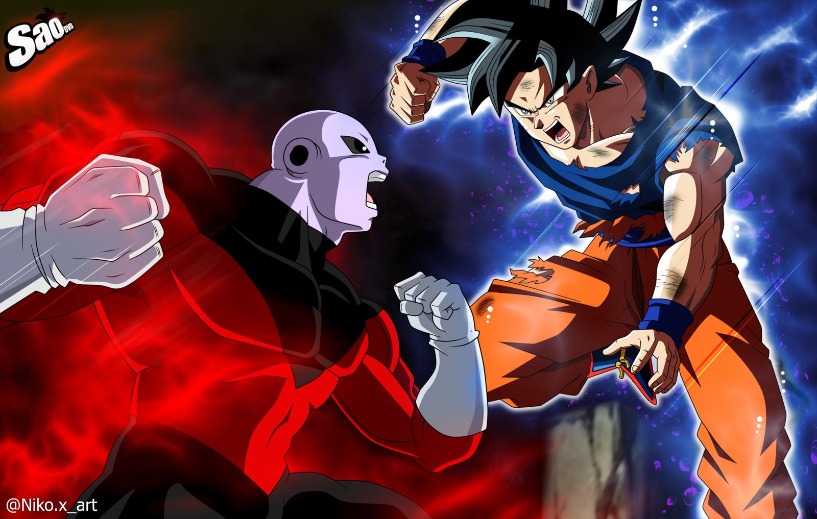 Goku Doctrina Egoista Wallpaper Posted By Christopher Johnson