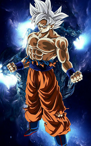 Goku Hd Wallpaper For Android Posted By John Cunningham