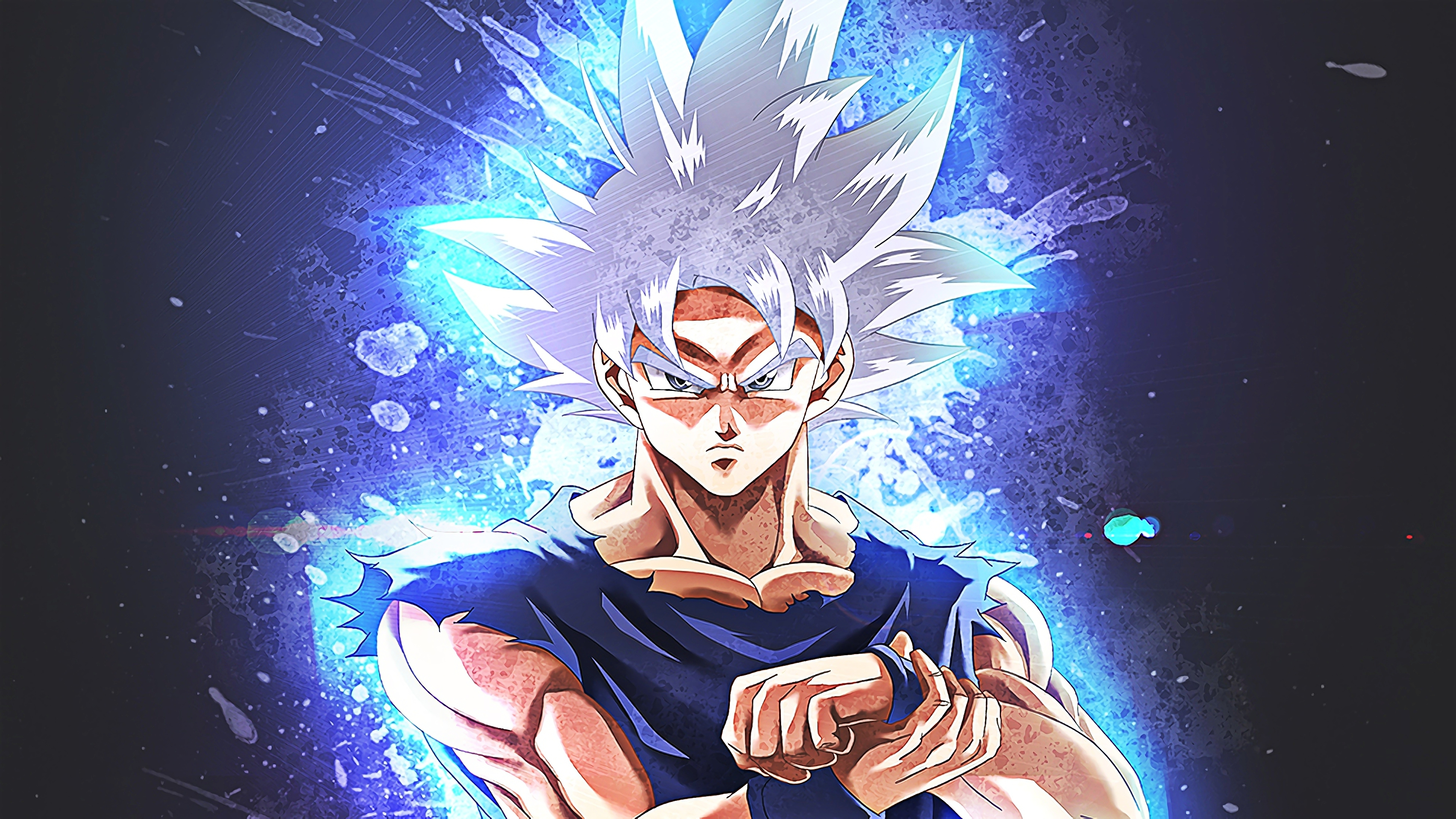 Goku Mastered Ultra Instinct Wallpapers Posted By John Thompson