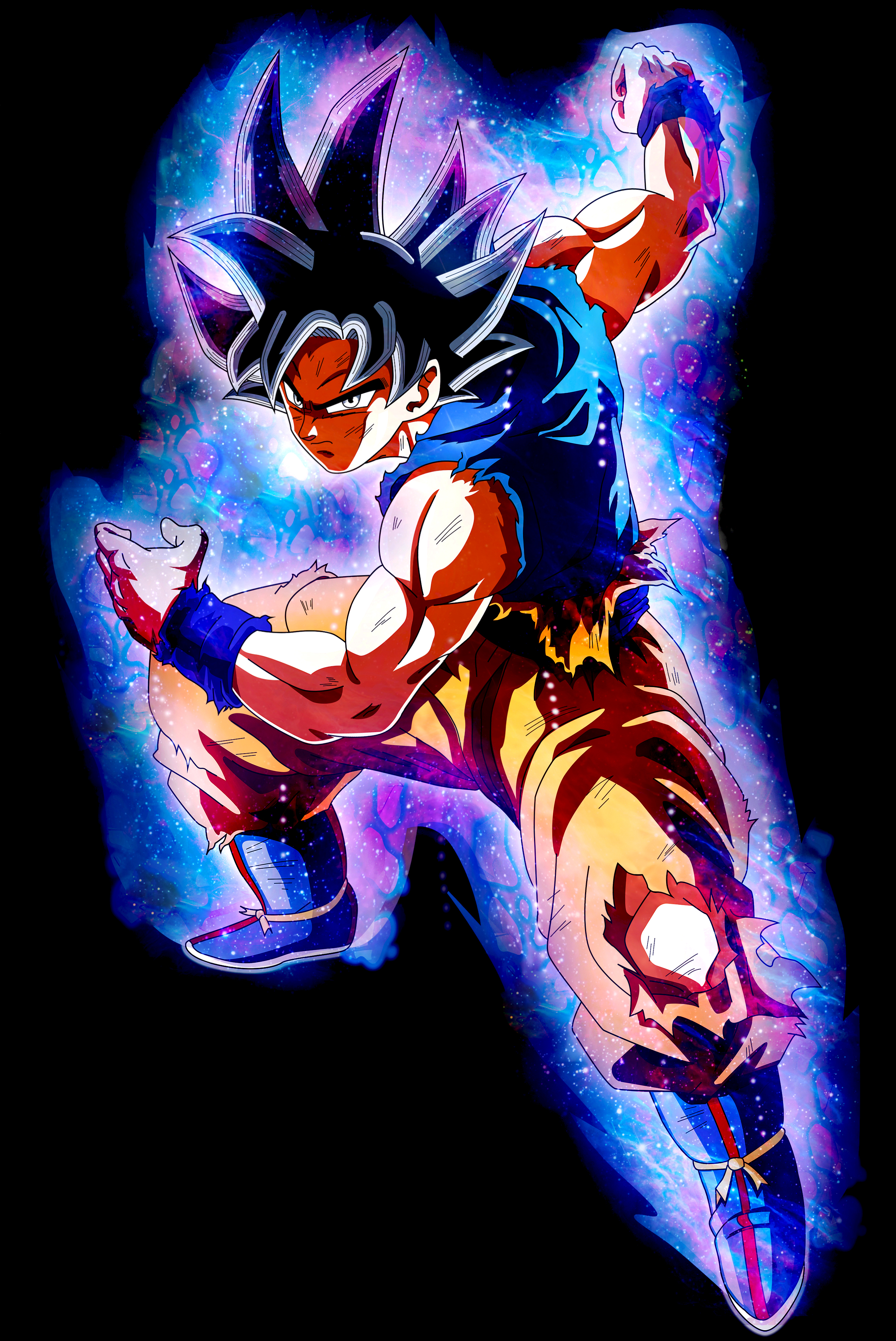 Goku Migatte No Gokui Wallpapers posted by Zoey Johnson