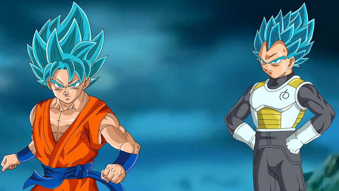 Goku Ssgss Wallpaper Posted By Ethan Cunningham