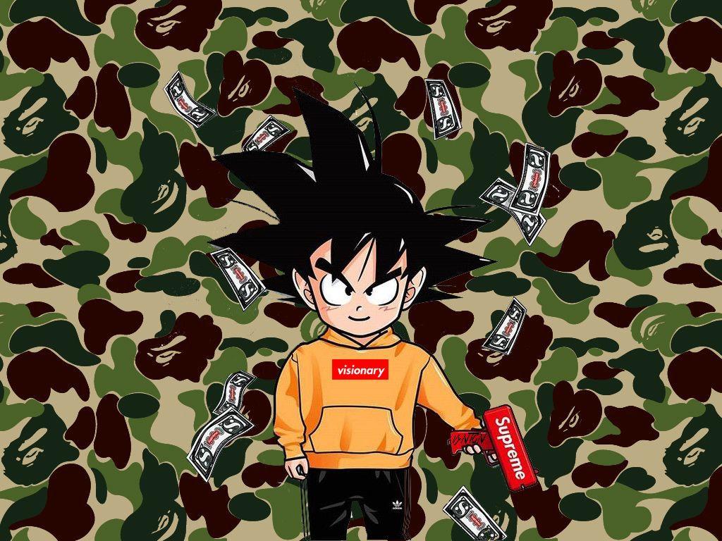 Goku Supreme Wallpaper Posted By Sarah Tremblay