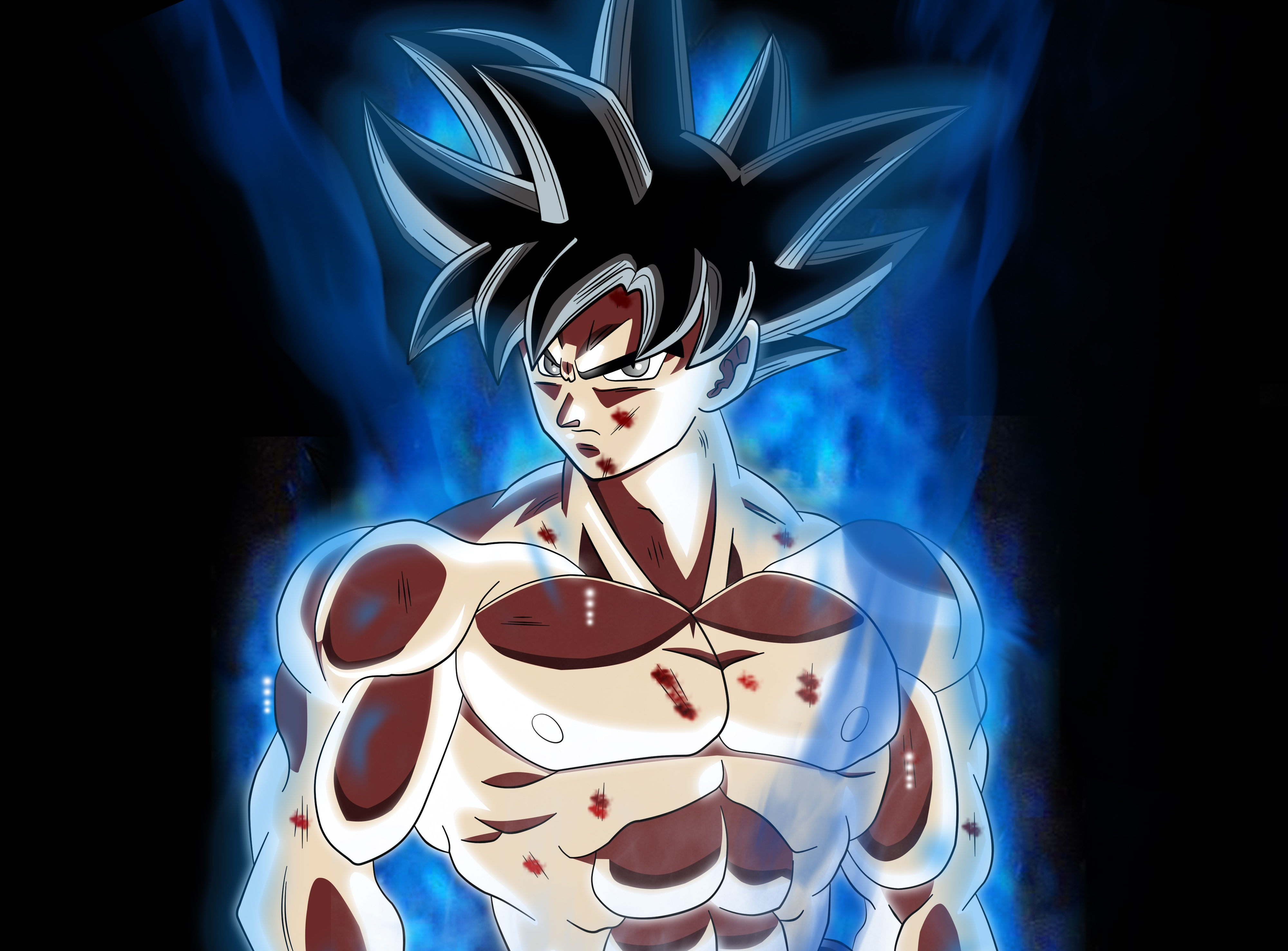 Goku Ultra Instinct Hd Wallpaper