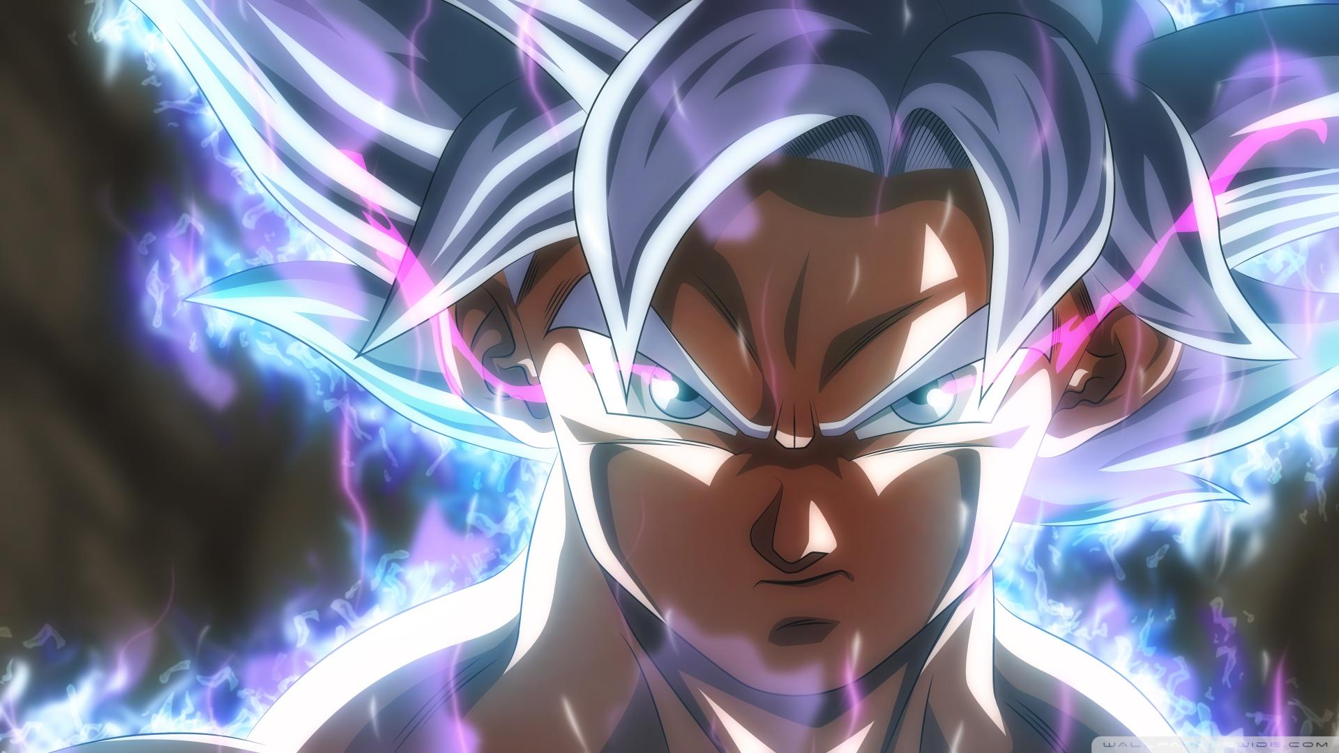 Goku Ultra Instinct Hd Wallpaper