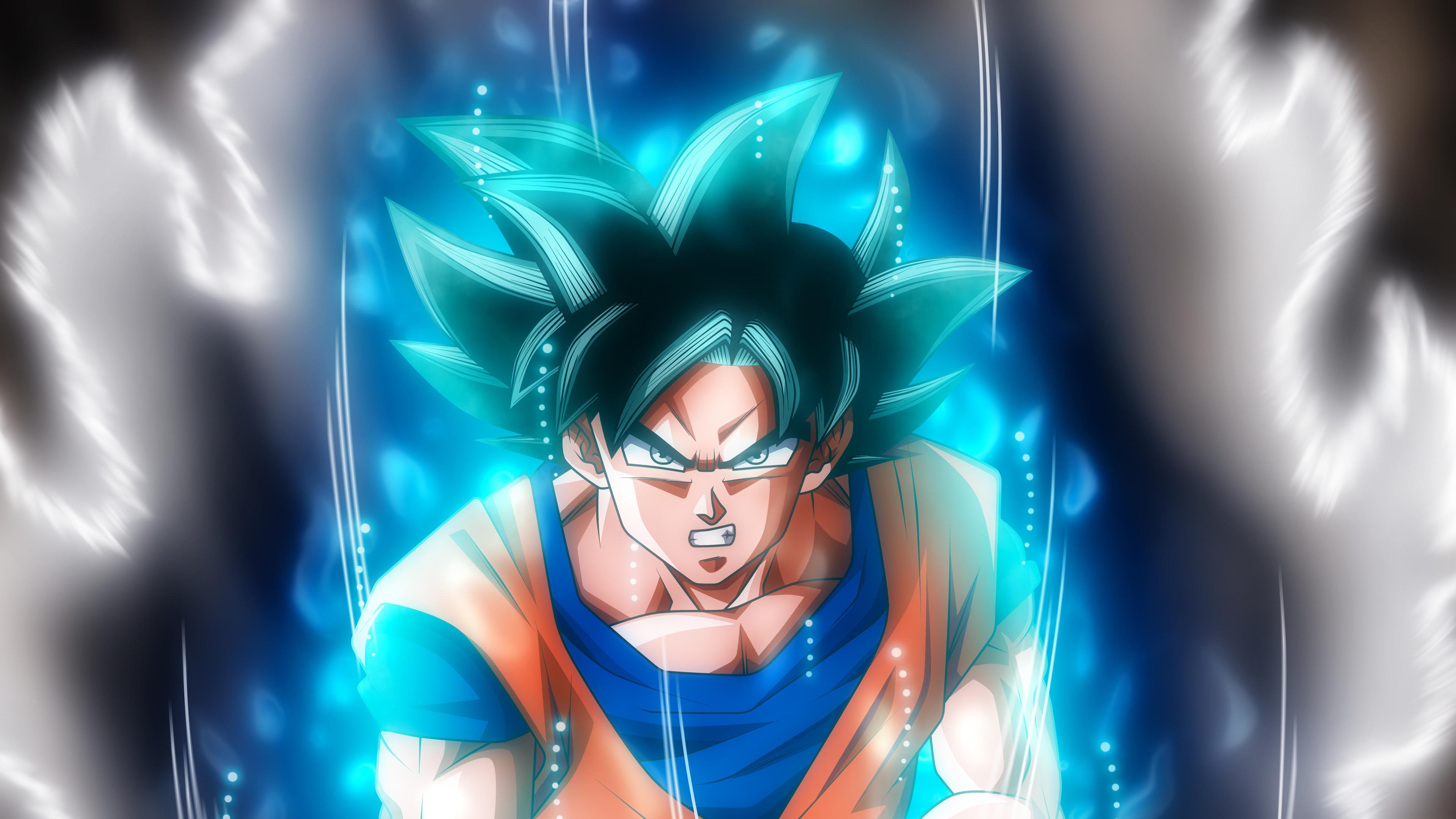 Goku Ultra Instinct Hd Posted By Michelle Walker