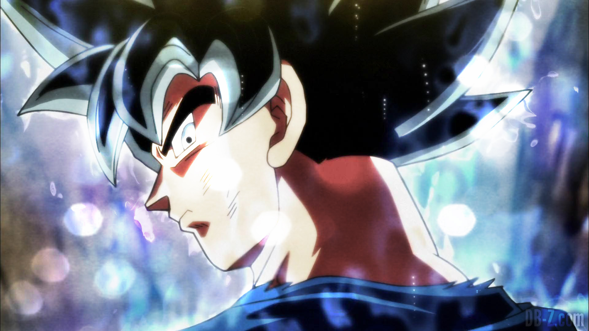 Goku Ultra Instinct Wallpaper 1080p Posted By Zoey Sellers