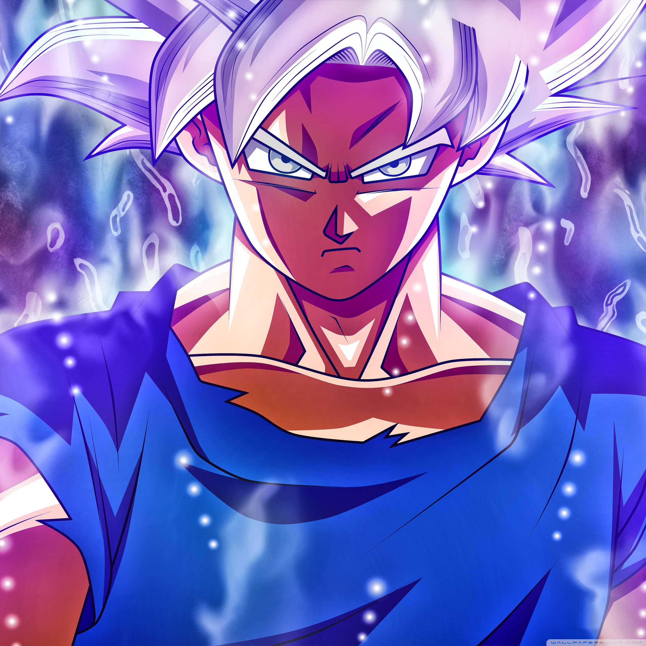 Goku Ultra Instinct Wallpaper 1920x1080 Posted By Christopher Sellers