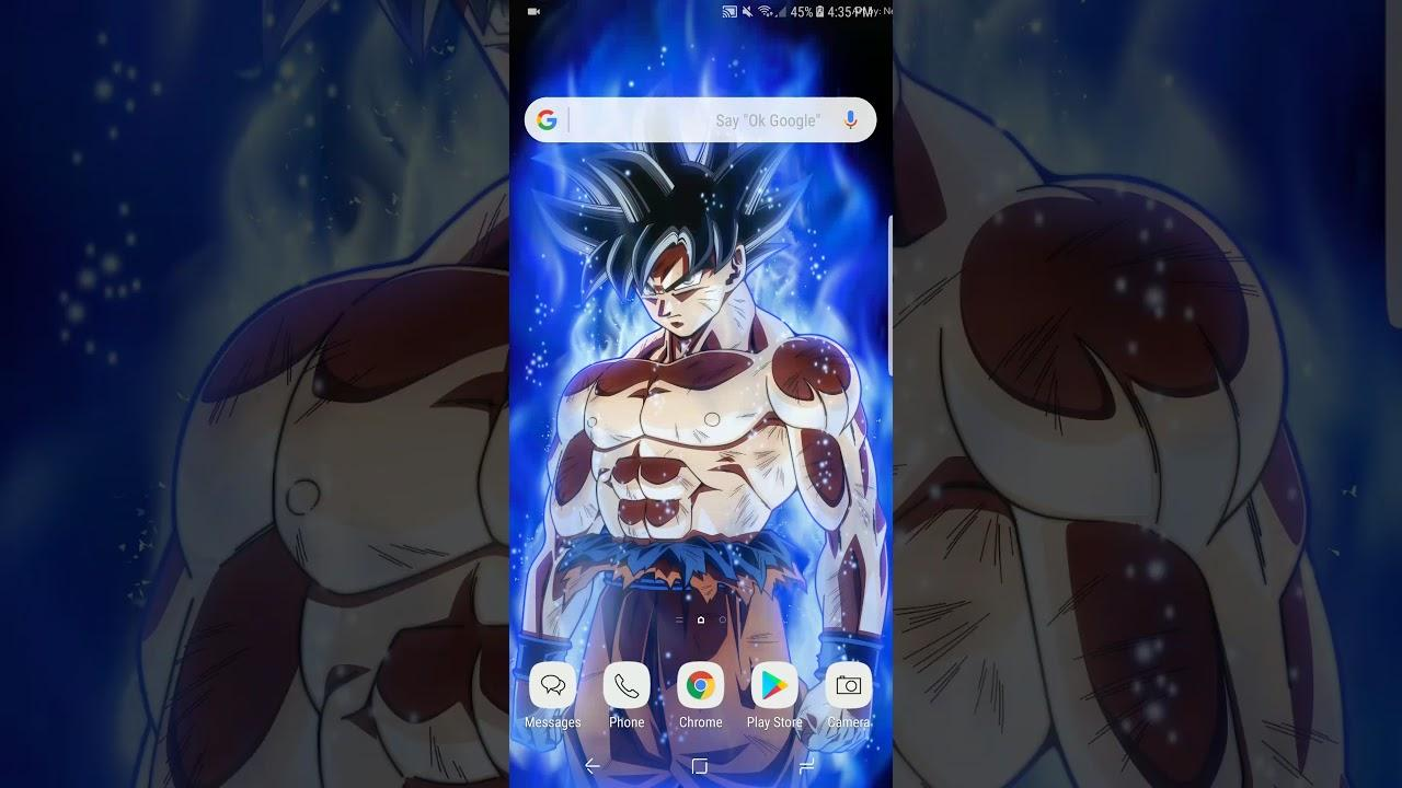 Goku Ultra Instinct Wallpaper Hd Posted By John Walker