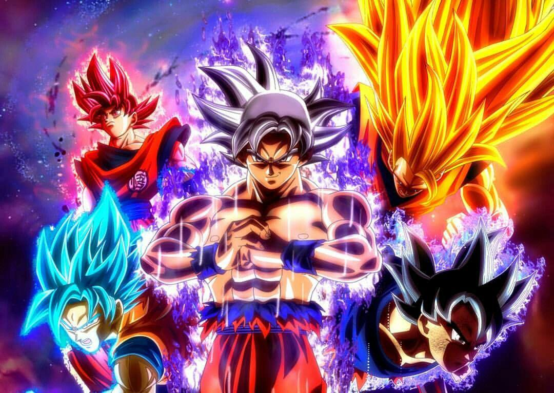 Goku Ultra Instinto Wallpaper Posted By Christopher Simpson