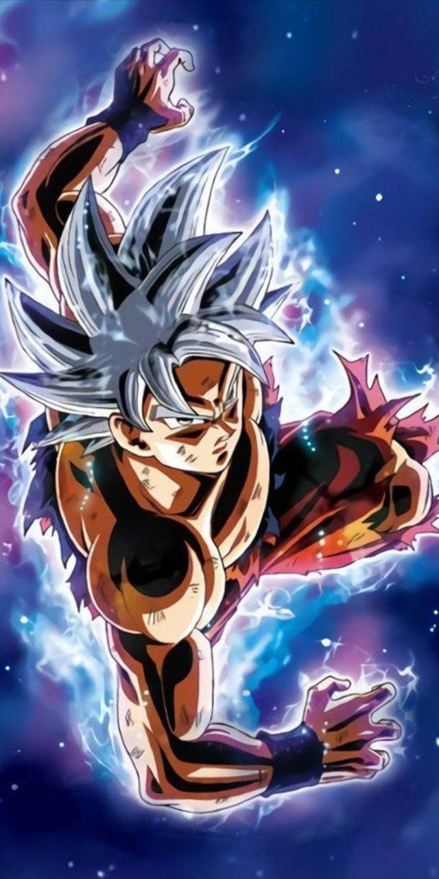 Goku Ultra Instinto Wallpaper Posted By Samantha Simpson