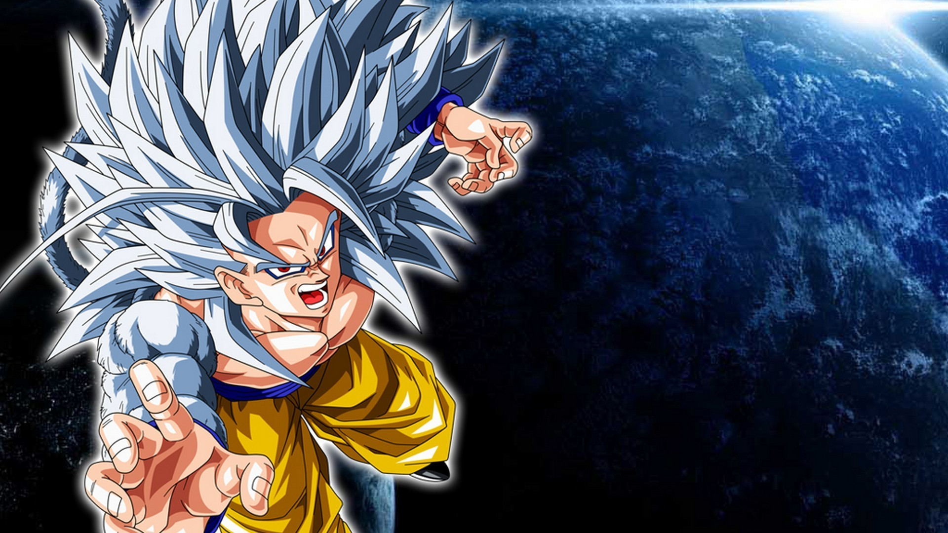 Goku Wallpaper Hd Posted By Sarah Anderson