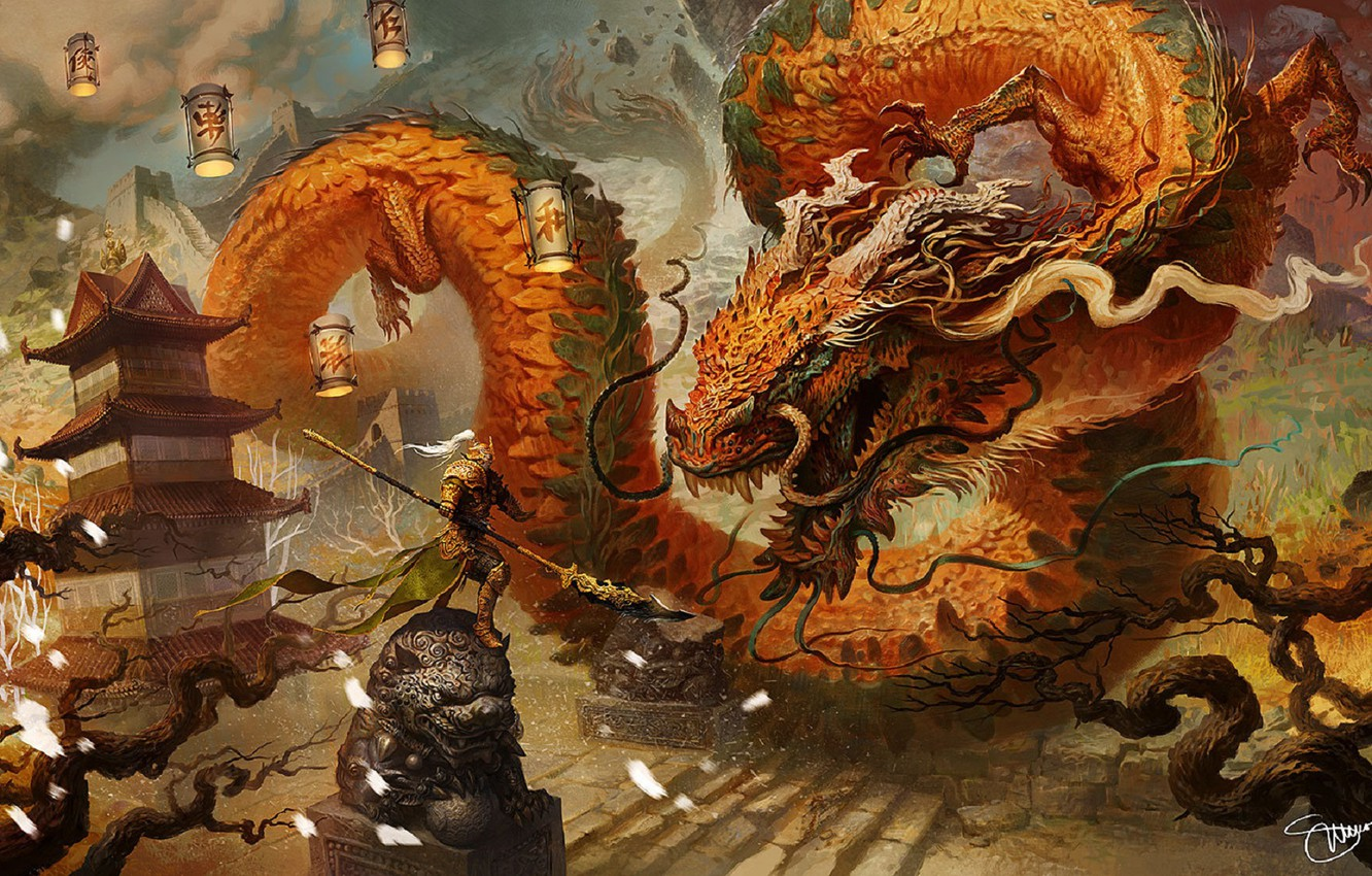 Gold Dragon Wallpaper Posted By Christopher Anderson Unc desktop wallpapers wallpapers cave. gold dragon wallpaper posted by