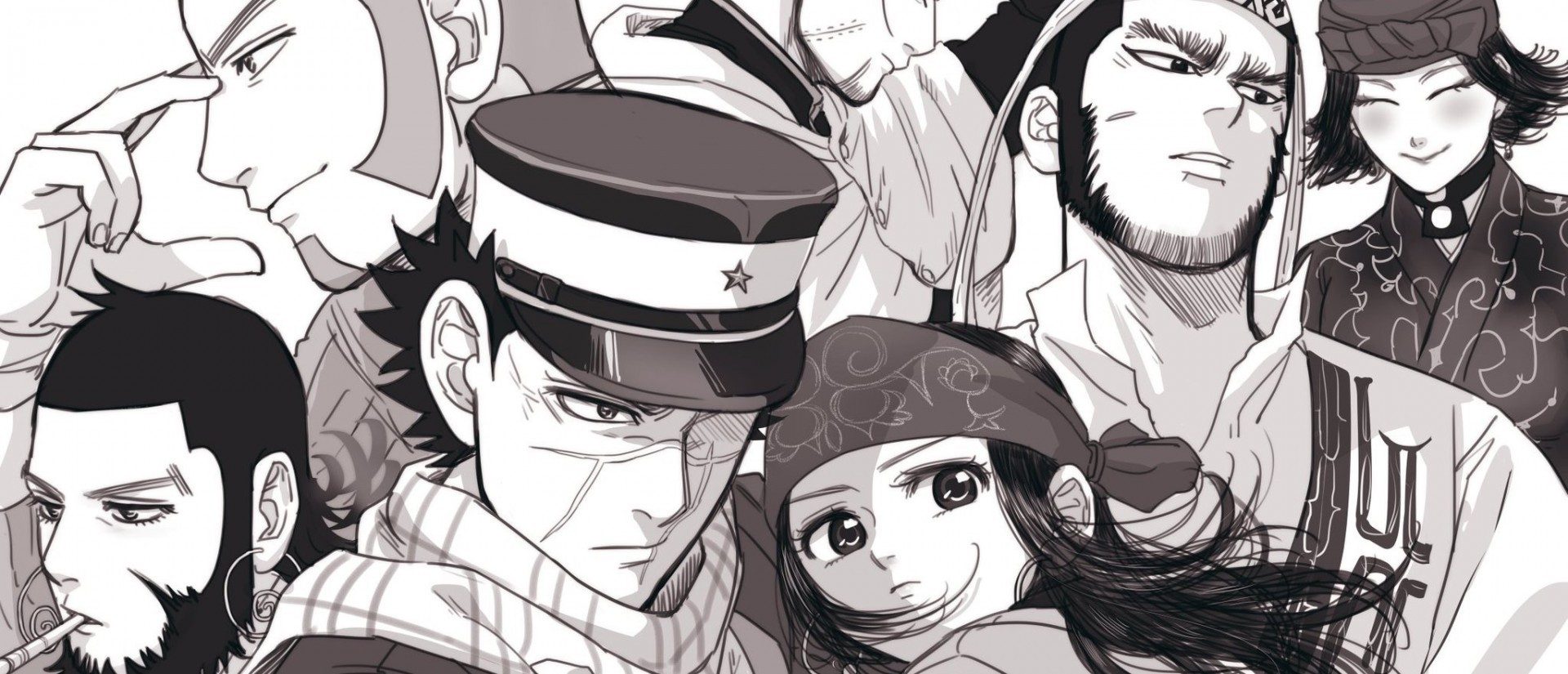 Golden Kamuy Wallpaper Posted By Ethan Mercado Images, Photos, Reviews
