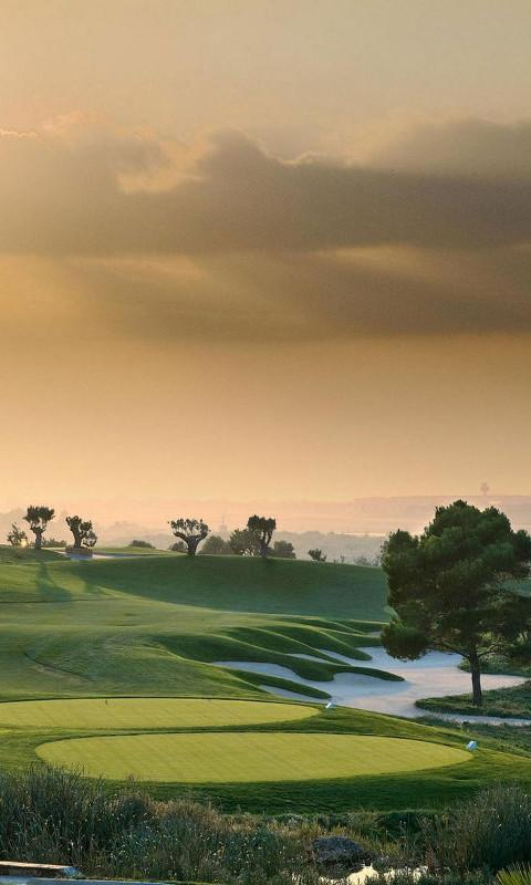 Golf Course Backgrounds Posted By John Simpson