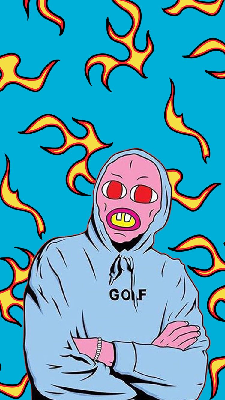 Golf Wang Iphone Wallpaper Posted By Christopher Walker