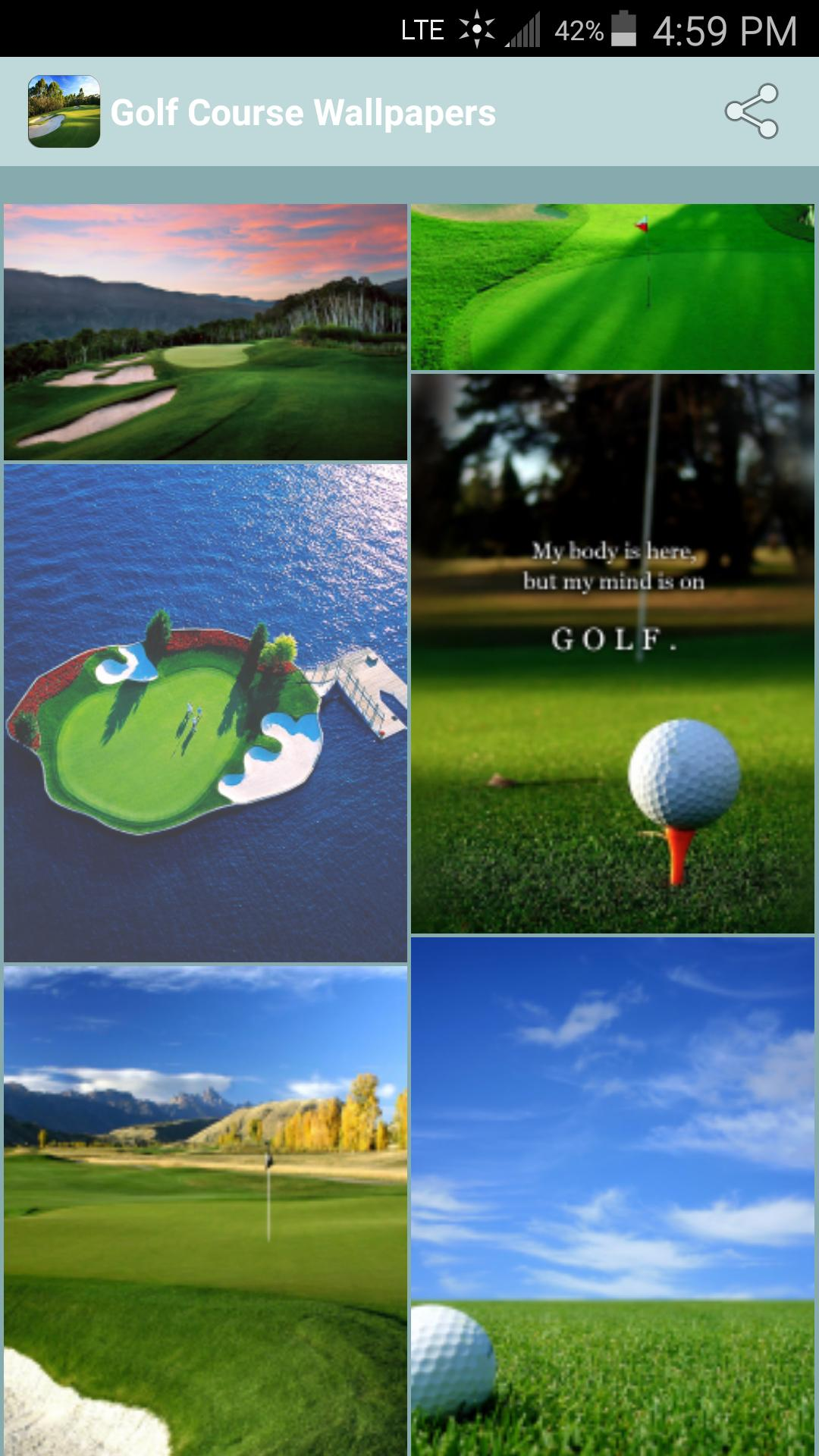 Golfcourse Wallpapers Posted By John Peltier
