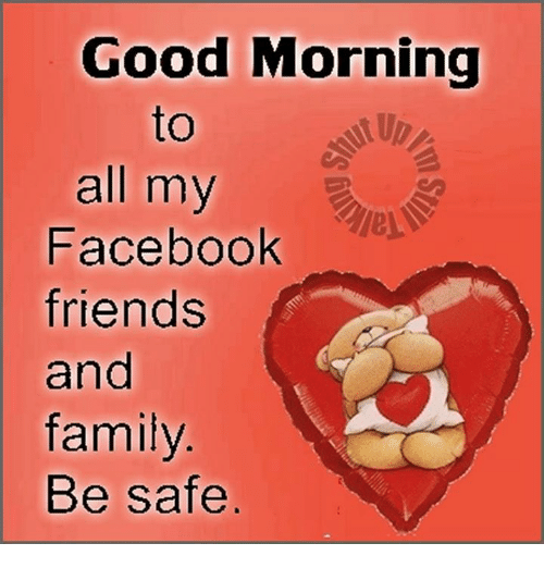 Good Morning Friends Images For Facebook Posted By Samantha Anderson