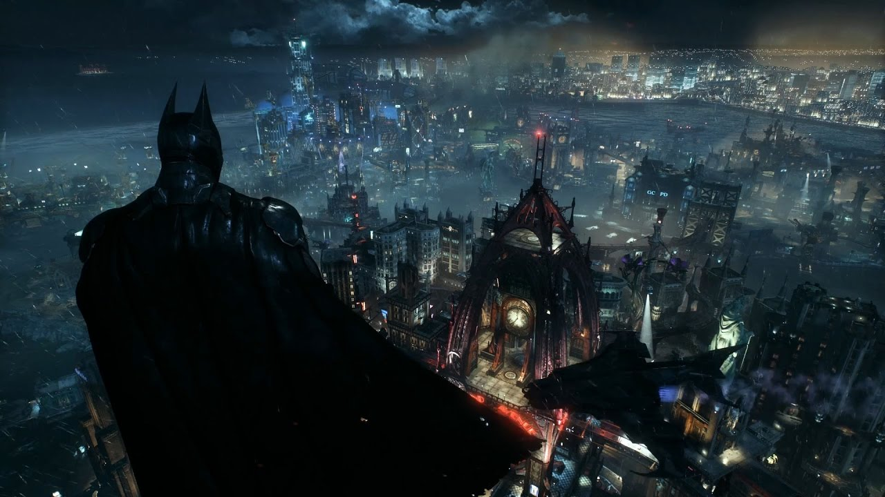 The Best Gotham Wallpaper  Gif