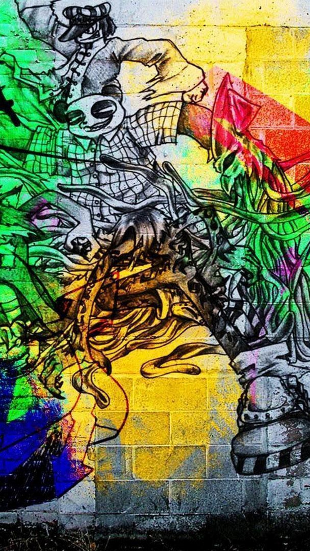 Graffiti Wallpaper For Android Posted By Zoey Mercado